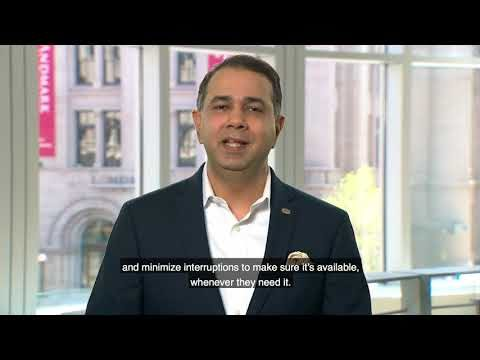 Anil Arcalgud, Chief Information Officer Ecolab, on the impact of Information Technology